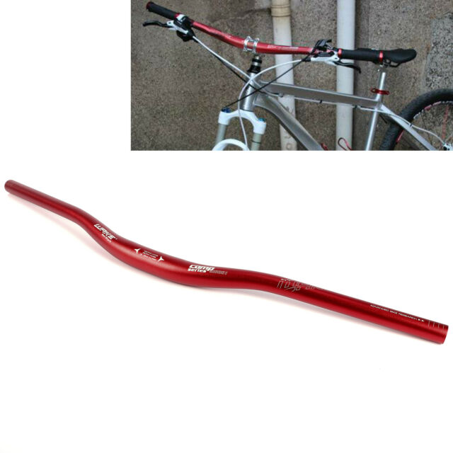 MTB Alu Fahrrad Lenker Lenkerbügel Enduro Downhill Bar 31,8mm,780//720//620mm Rise