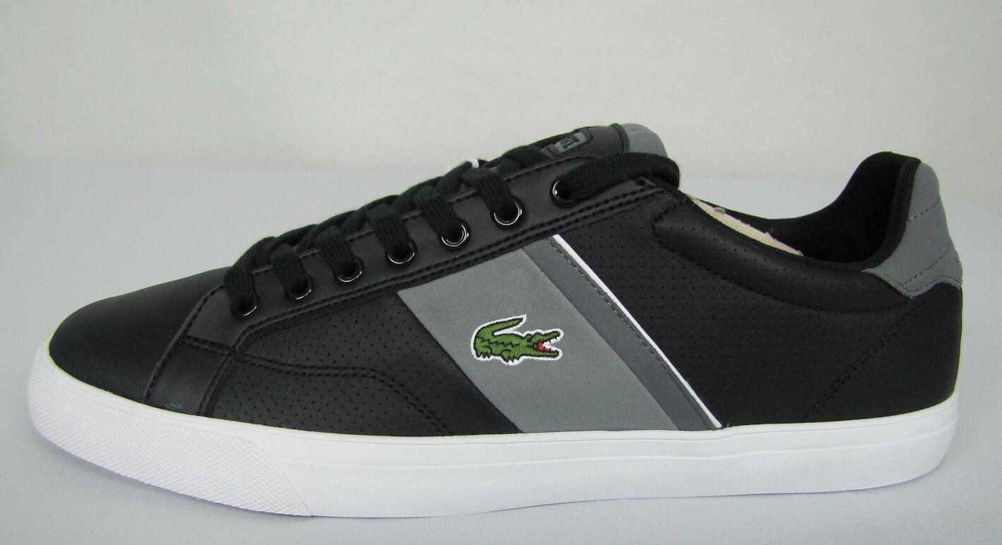 Lacoste Uomo shoes Fairlead 116 1 fashion sneaker sizes 8 11.5 12 NEW