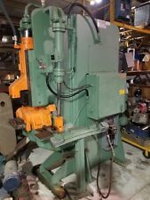 Pines 20t 20 Ton Vertical Hydraulic Tubingpipebar Bender Withset Available Dies
