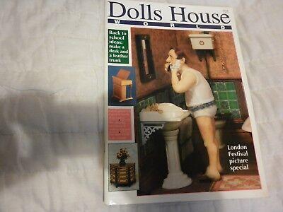 Casa Delle Bambole Del Mondo N. 26-mostra Il Titolo Originale Fabbricazione Abile