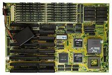486 Cache Motherboard mit Intel 33MHz CPU + 16MB RAM (8 ISA Slots)
