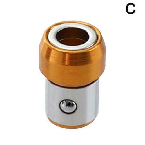 1PCS Universal 21mm Removable Magnetizer Ring Magnetic Screwdriver Kit Bit L8J2