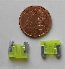 10 micro fusibles news fuse 20A auto  car LEXUS TOYOTA MAZDA HONDA  japonaise