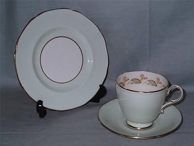 Vintage Paragon Bone China Trio Cup Saucer & Side Plate   Patt.No.A2712