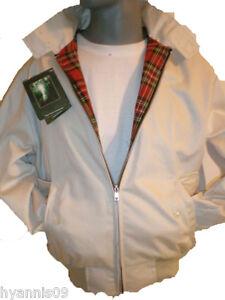 Classic-1970-039-s-Harrington-Bomber-jacket-Coat-Black-Beige-Burgundy-Green-Navy