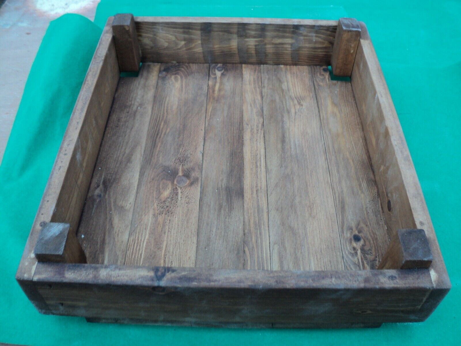Seed and Bulb Tray.
