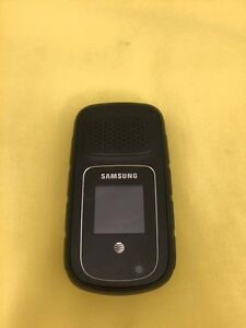 *GOOD CONDITION* SAMSUNG RUGBY 4 SM-B780A FOR AT&T ONLY PUSH TO TALK