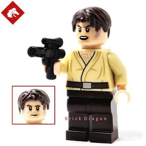 Lego-Star-Wars-wuher-avec-Blaster-NOUVEAU-from-set-75205