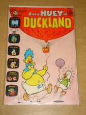 BABY HUEY IN DUCKLAND #15 VG (4.0) HARVEY COMICS GIANT NOVEMBER 1966
