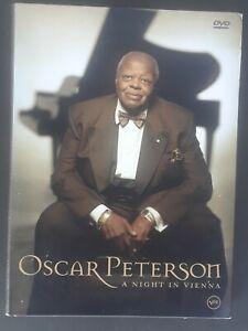 Oscar Peterson: noche en Viena (DVD, 2004)