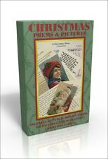Christmas Poems & Pictures - Public domain verse & images on DVD with FREE music