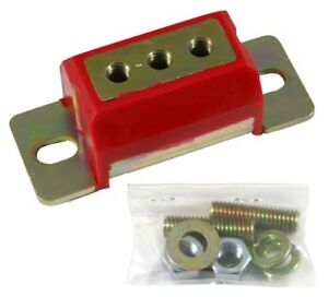 Red-Poly-Transmission-Mount-Chevy-GMC-Buick-Olds-TH350-TH400-Prothane-7-1604