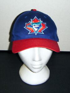 b7e61ed91 Details about New Era Toronto Blue Jays MLB Baseball Snapback Red Peak Cap,  Never Worn Hat