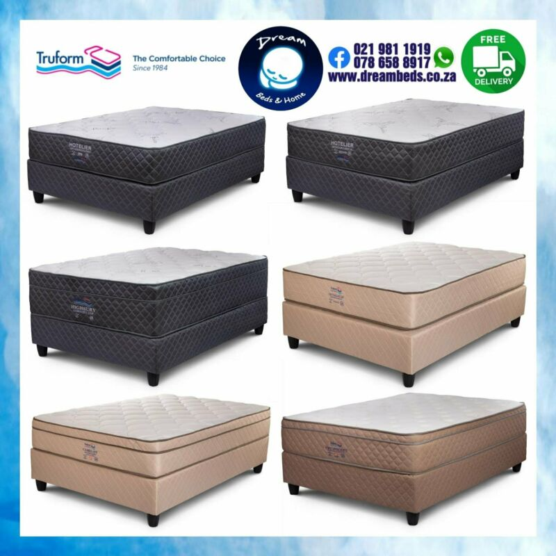 QUALITY BRAND BEDS AND MATTRESSES  - FACTORY PRICES AND FREE DELIVERY