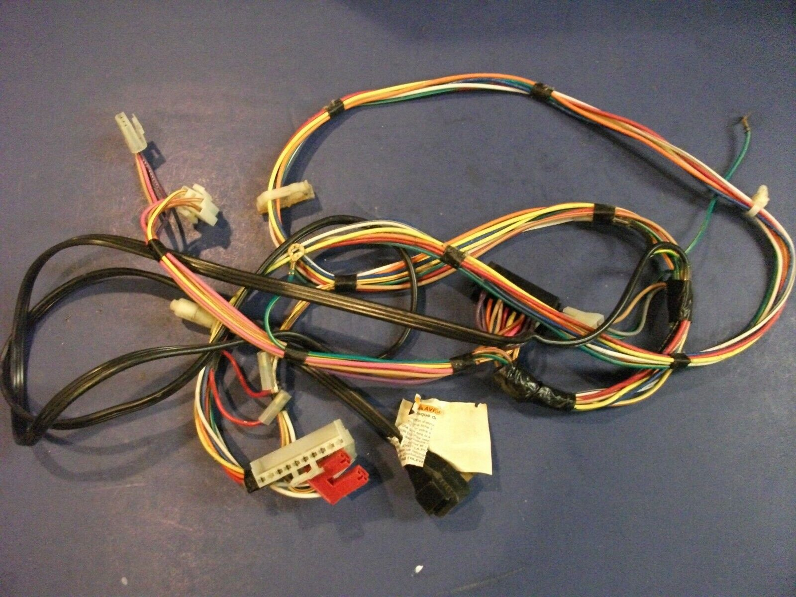 Washer Wire Harness | Wiring Liry on