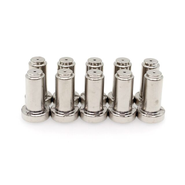 Plasma Cutter Torch Electrode 50A Nozzle Tips 20862 20861 for PT31XT PT31XLPkg20