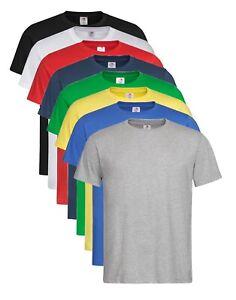 online store good service enjoy best price Details about 50 Plain Blank Mens Unisex Cotton Tees Tee T-Shirts Tshirts  WHOLESALE BULK