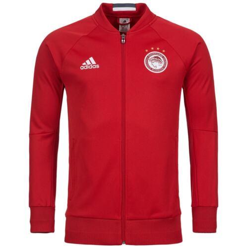 Olympiakos Piräus adidas Herren Anthem Jacke AP5085 Fußball Freizeit Jacket neu