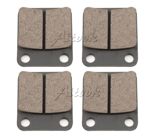 Front Brake Pads for ATV SUZUKI LT-A 500 LTA500 Vinson 4WD 2002-2007