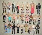 WWE WRESTLING MATTEL ACTION FIGURINE FIGURE BASIC ELITE SERIES WWF TNA WWF TNA
