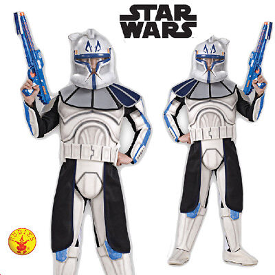LICENSED DELUXE ARF TROOPER STAR WARS CHILD BOYS HALLOWEEN BOOK WEEK COSTUME
