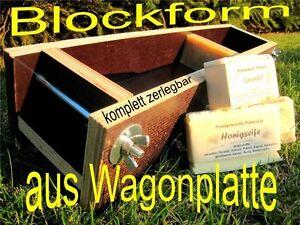 SEIFENFORM-BLOCKFORM-komplett-zerlegbar-leichte-Reinig