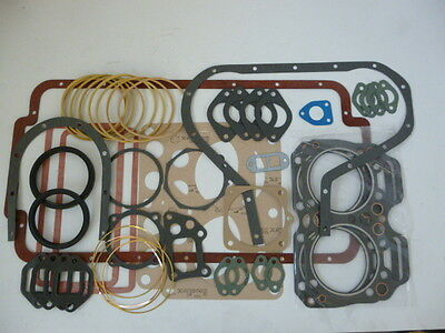 Multicar M25 Dichtsatz Motor Motordichtsatz Kopfdichtung IFA Erstatzteile NEU