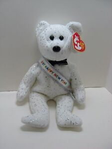 54f0a6c156c Image is loading Ty-Beanie-Babies-2007-New-Year-Bear