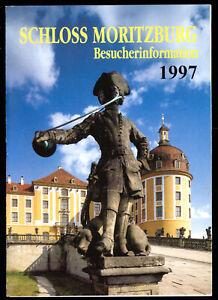 tour-Prospekt-Schloss-Moritzburg-Besucherinformation-1997