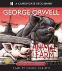 Animal Farm by George Orwell (CD-Audio, 2009)