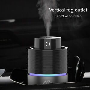 Aroma-Diffuser-Car-Air-Humidifier-USB-Charger-Purifier-Aromatherapy-Mist