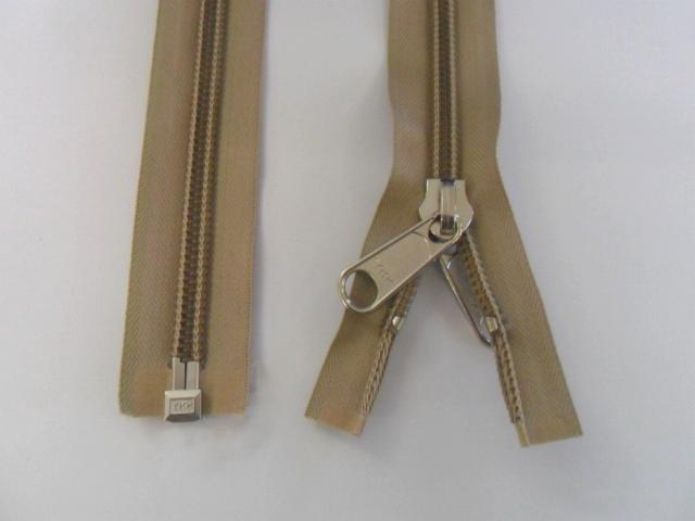 Reißverschluss YKK für Persenning Zelte 300 cm Breit 4 cm Spiralb.10 mm L580300