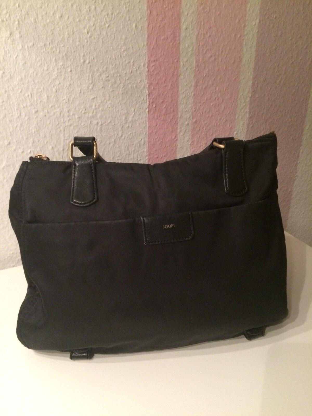 Schwarze Joop Handtasche | Erste in seiner seiner seiner Klasse  4e251b