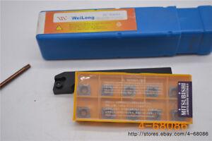 10pcs CCMT09T304 VP15TF CCMT3 SCGCR1212H09 Lathe Turning Tool Holder 2.5 1