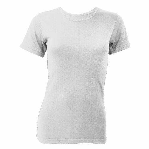 Ladies Thermal Underwear Vest T-Shirt Full Sleeve Top Legging Bottoms Long Janes