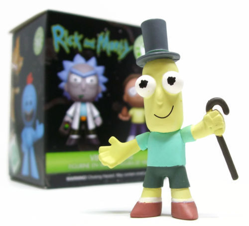 Funko Rick And Morty Mystery Minis You Choose Complete Your Set From 2017