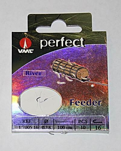 VMC Perfect Feederhaken gebundene Haken im Briefchen verschiedene Sorten