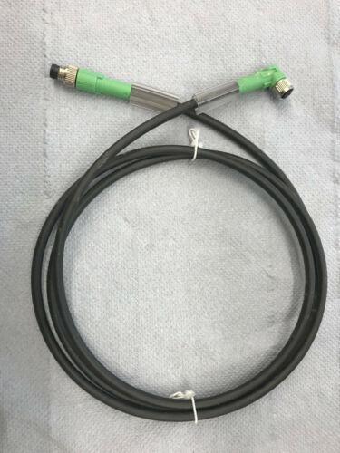 5St HF Sensor-Aktor-Kabel 3polig M8 1,3 HF-Sensorkabel Sensorkabel Aktorkabel