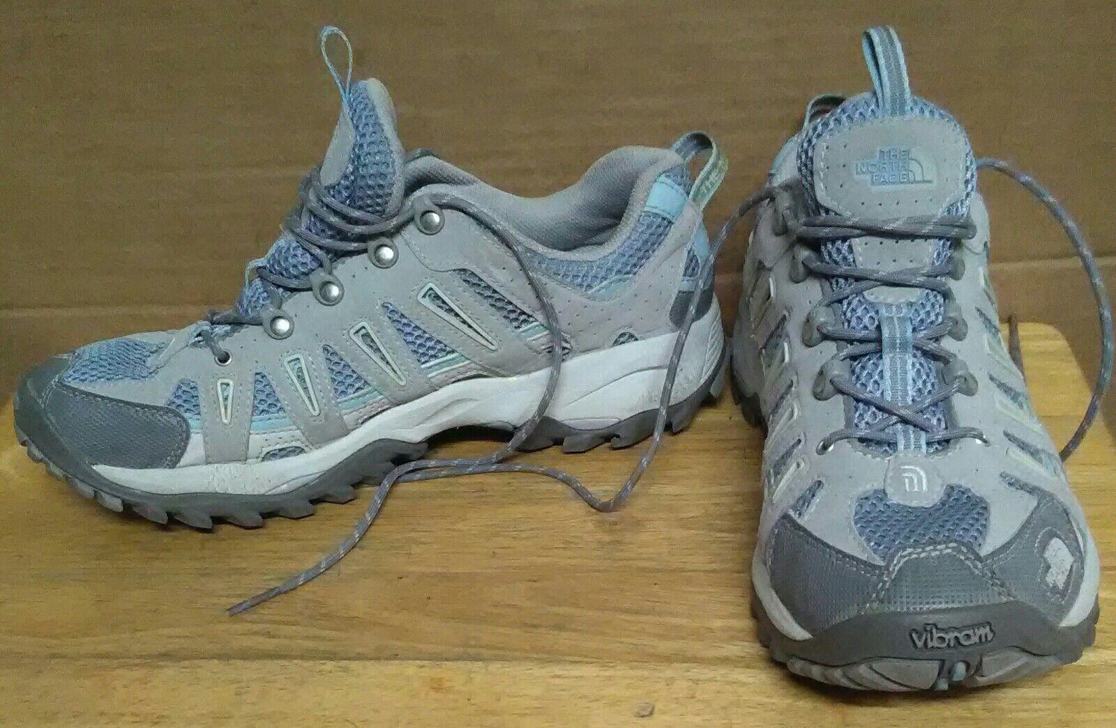 The North Face Women's Vibram Vibram Vibram Hiking Trail shoes Sneakers. Size 9.5 a78328