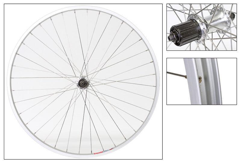 WM Wheel Posteriore 700x35 622x19 Aly Sl 36 Tx800 Sl 135mm Dti2.0sl 8-10scas