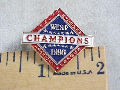 MAJOR LEAGUE BASEBALL PIN BACK TO BACK BRAVES WORLD CHAMPIONS 1995-1996