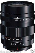New Voigtlander NOKTON 17.5mm F0.95 micro Four Thirds Panasonic G Olympus OM