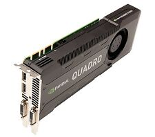 Nvidia Quadro K5000 4GB DDR5 Graphics Card