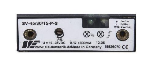 SIE SENSORIK SV-45//30//15-P-S