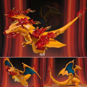 Pokemon-Charizard-S-H-Figuarts-SHF-Tamashi-Limited-Action-PVC-Figure-NEW-IN-BOX