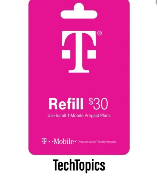T Mobile Prepaid Tarif ändern
