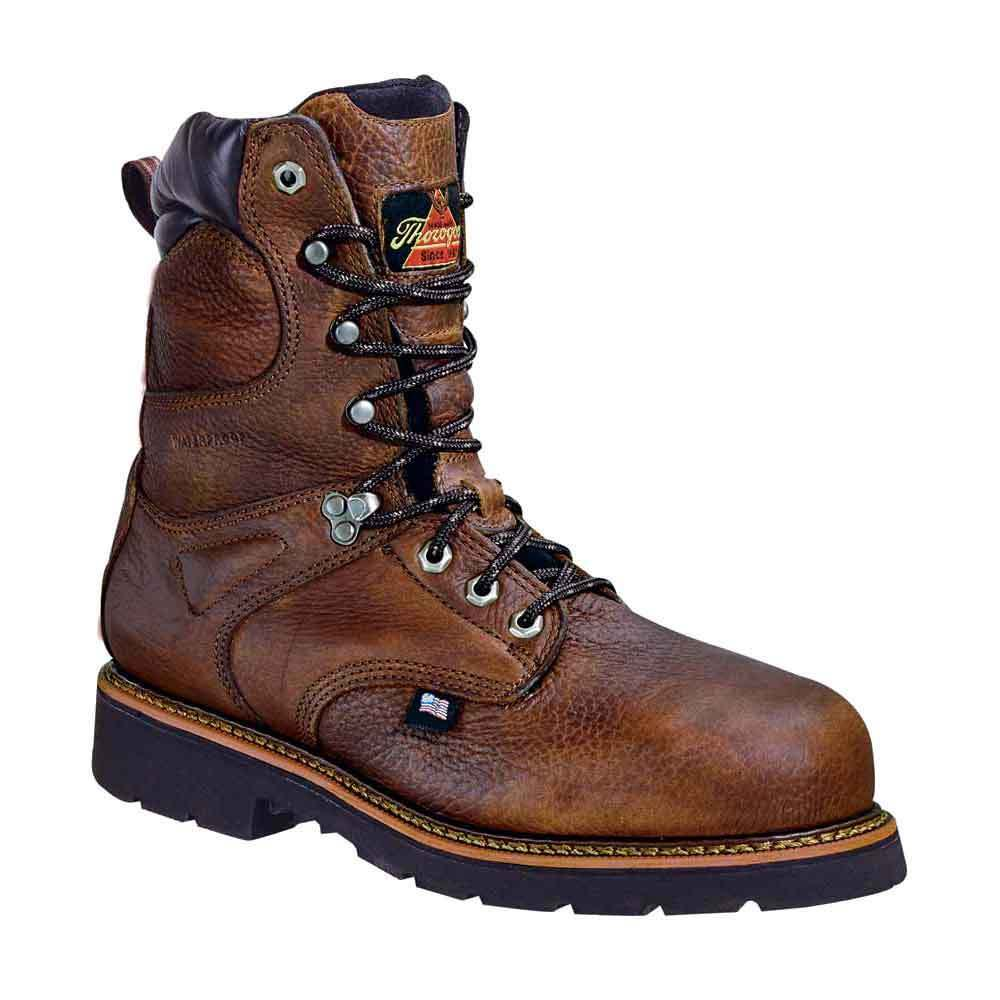 WORK WORK WORK Stiefel ThGoldgood 8  Steel Toe Wasserdicht US-Größe 10,5 (EU ca 44-45) 812ba5