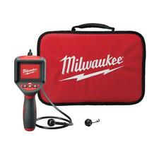Milwaukee Inspection Camera Scope Kit M Spector 3 Ft