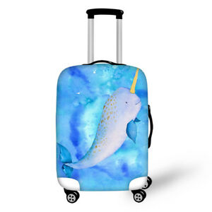 Musical Score XL Luggage Covers Travel Luggage Cover Spandex Travel Luggage Cover Suitcase Protector Fits 18-32 Inch Luggage Case