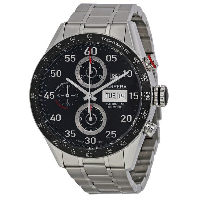 Tag Heuer Carrera Day Date Mens Watch CV2A10.BA0796